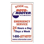 Roto-Rooter Magnet